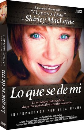 lo que se de mi (dvd)-8436022299184