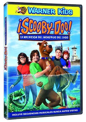 ¡scooby doo! y la maldicion del monstruo del lago (dvd)-5051893047455