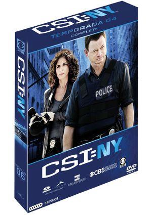 pack c.s.i.: ny sexta temporada (dvd)-8435175958795