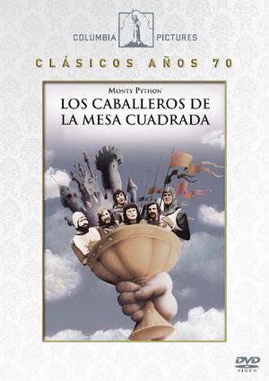 los caballeros de la mesa cuadrada: clasicos años 70 (dvd)-8414533076739