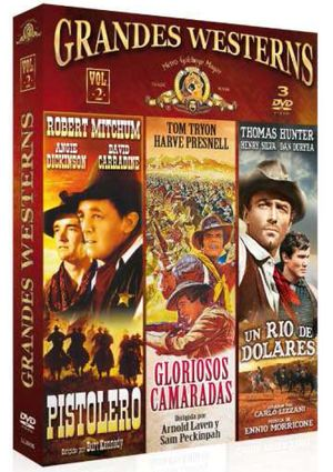 grandes westerns vol. 2 (dvd)-8436022301900