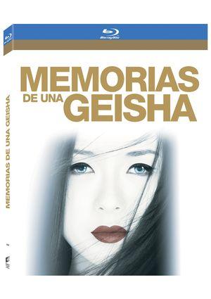 memorias de una geisha (blu-ray)-8414533078573