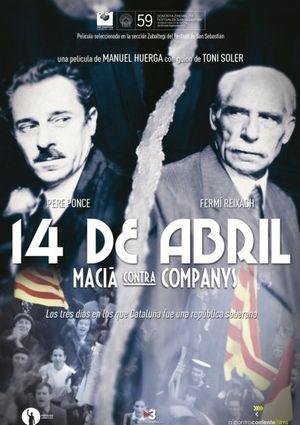 14 de abril (dvd)-8436535540667