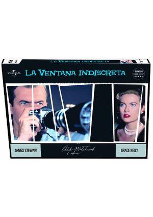 La Ventana Indiscreta Dvd De Alfred Hitchcock 8414906820860