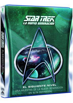 star trek: la nueva generacion, el siguiente nivel (blu-ray)-8414906914408