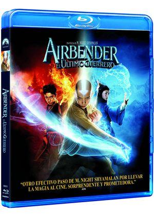 airbender, el ultimo guerrero (blu-ray)-8414906989314