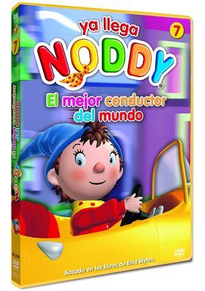 noddy vol. 7: el mejor conductor del mundo (dvd)-8420266962171