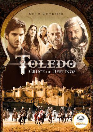 toledo, cruce de destinos (dvd)-8421394537187