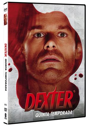 DEXTER: QUINTA TEMPORADA (DVD) de Marcos Siega - 8414906801258 ...