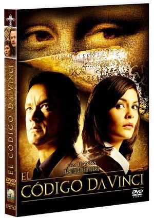 codigo da vinci ( dvd )-8414533041256