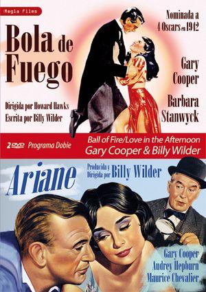 programa doble gary cooper & billy wilder (bola de fuego-ariane)-8436037889509