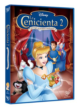 la cenicienta 2 (dvd)-8717418352592