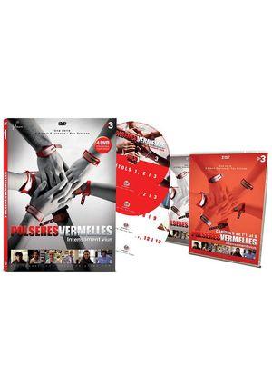 polseres vermelles: 1ª temporada (dvd)-8430526116435