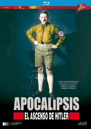 apocalipsis: el ascenso de hitler (blu-ray)-8421394400719
