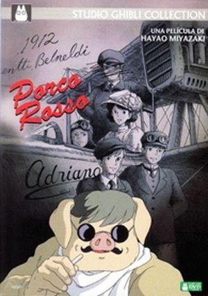 porco rosso (dvd)-8435175962280