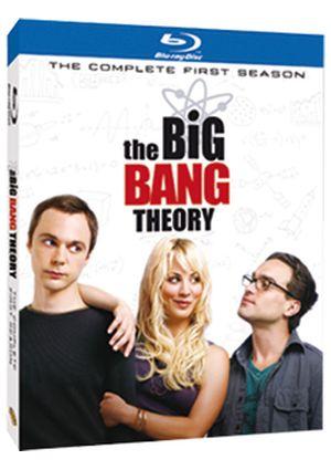 the big bang theory: primera temporada completa (blu-ray)-5051893131079