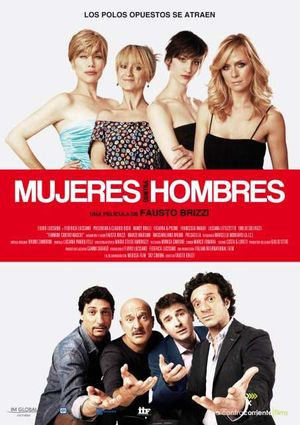 mujeres contra hombres (dvd)-8436535541770