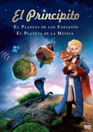 el planeta de los eolianos + el planeta de la musica (dvd)-8414533082945
