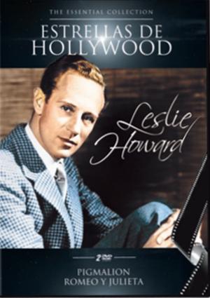 leslie howard: colección estrellas de hollywood (dvd)-8436022308299