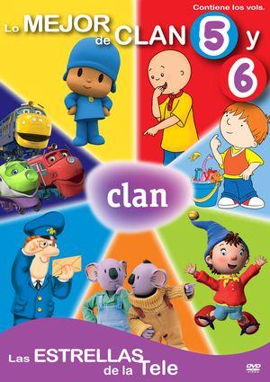 pack lo mejor de clan 5 + 6 (dvd)-8420266961761