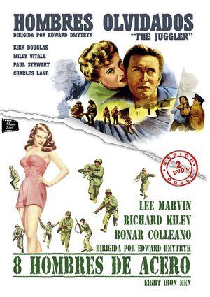 pack hombres olvidados + 8 hombres de acero (dvd)-8436541004696