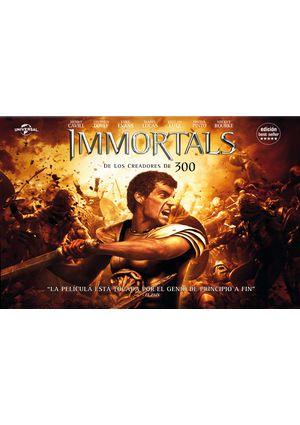 immortals (ed. horizontal) (dvd)-8414906299475