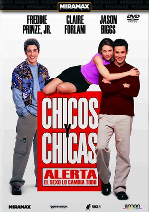 chicos y chicas (dvd)-8435153737510
