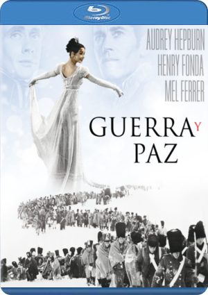 guerra y paz (1956) (blu-ray)-8414906270467