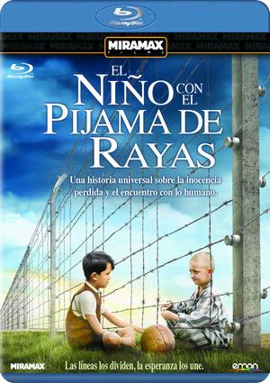 el niño pijama rayas (blu-ray)-8435153738395