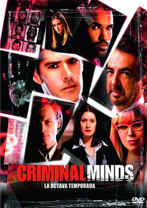 mentes criminales: temporada 8 (dvd)-8717418177485