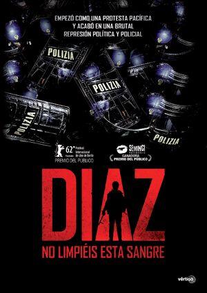 diaz (dvd)-8414906852793