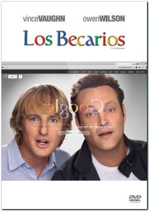 los becarios (dvd)-8420266968326