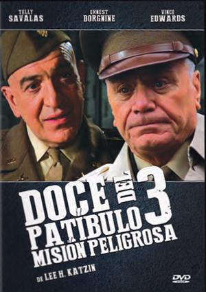 doce del patibulo: 3 mision peligrosa (dvd)-8436022311855