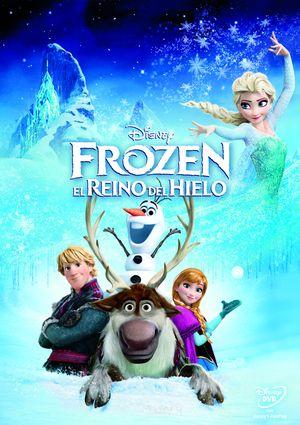 frozen: el reino del hielo (dvd)-8717418416867