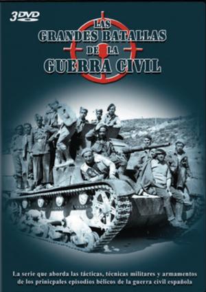 pack las grandes batallas de la guerra civil (dvd)-8436022313170