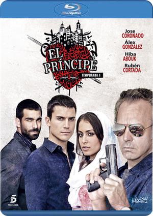 el príncipe: temporada 1 (blu-ray)-8421394403277