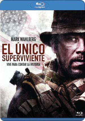 EL UNICO SUPERVIVIENTE (BLU-RAY) de Peter Berg