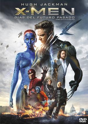 x-men: días del futuro pasado (dvd)-8420266971050