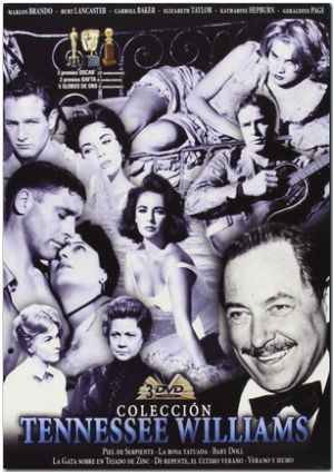 colección tennessee williams (dvd)-8436022317680