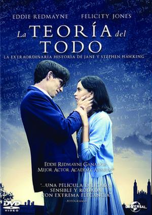 la teoria del todo (dvd)-8414906881113