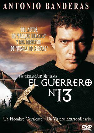 el guerrero n 13 (dvd)-8421394544840
