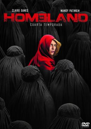 homeland: temporada 4 (dvd)-8420266974433