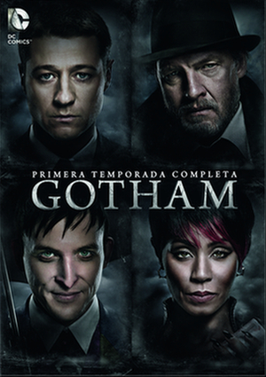 Gotham temporada 1 dvd de 5051893215762 comprar pel cula Gotham temporada 3 espanol