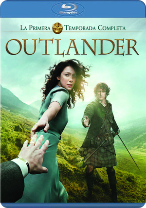 outlander: temporada 1 (blu-ray)-8414533092425