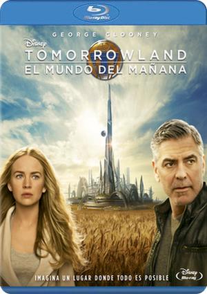 tomorrowland: el mundo del mañana (blu-ray)-8717418460624