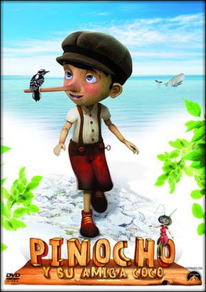 pinocho y su amiga coco (dvd)-8414906825391