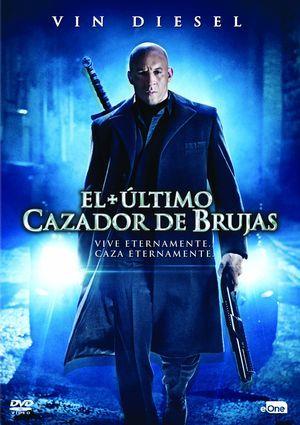 el ultimo cazador de brujas (dvd)-8435175969883