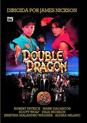 double dragon (dvd)-8436554233373