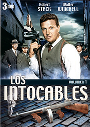 los intocables vol 1 (dvd)-8436022322806