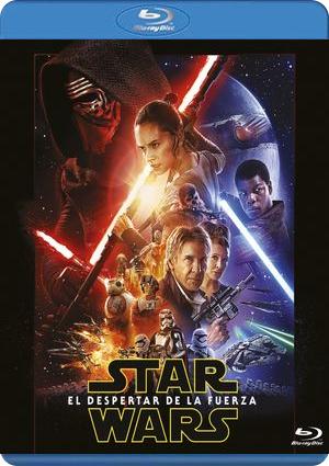 star wars: el despertar de la fuerza (blu-ray)-8717418478445